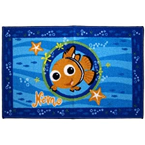 Disney Pixar Finding Nemo Bath Rug Bath Rugs
