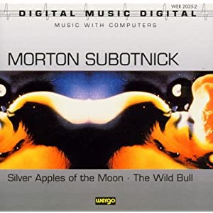 Amazon.com: Morton Subotnick: Silver Apples of the Moon; The Wild ...
