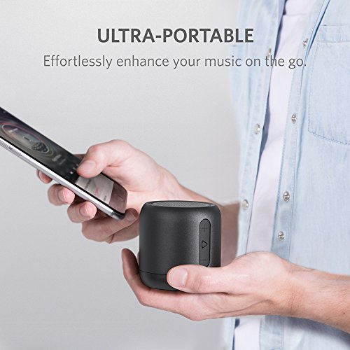 Anker-SoundCore-mini-Super-Portable-Bluetooth-Speaker-with-15-Hour-Playtime-66-Foot-Bluetooth-Range-FM-Radio-Enhanced-Bass-Black