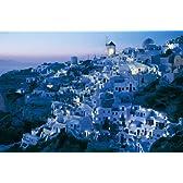 1000ピース めざせ!パズルの達人 サントリーニ島の夜景 (50x75cm)