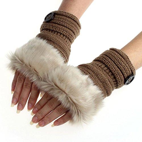 vovotrader-winter-must-gloveswomen-warm-winter-faux-rabbit-fur-wrist-fingerless-gloves-mittens-khaki
