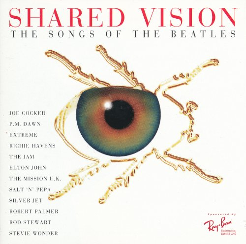 Elton John - Shared Vision: The Songs Of The Beatles - Zortam Music