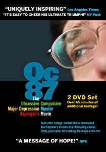 OC87:The Obsessive Compulsive, Major Depression, Bipolar, Asperger's Movie - 2 DVD Set (Amazon Exclusive)