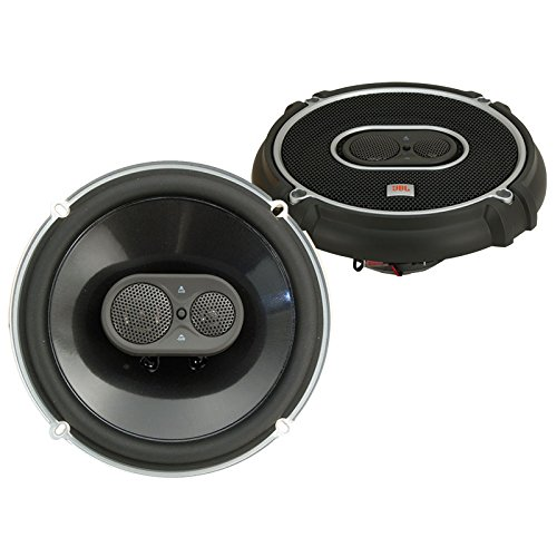 Jeep Wrangler JBL 6.5-Inch 3-Way Speakers