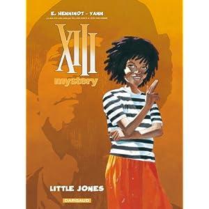 XIII mystery, tome 3 : Little jones