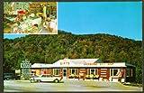 Gift Shop Sherburne Center VT postcard 1965