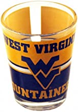 NCAA West Virginia Mountaineers Shadow Shotglass by Game Day Outfitters