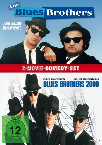 Die Blues Brothers & Blues Brothers 2000 [2 DVDs]