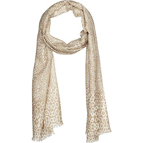 kinross-cashmere-cala-geo-print-scarf-dune