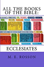 All the Books of the Bible Ecclesiates