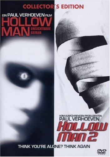 Hollow Man - Unsichtbare Gefahr / Hollow Man II [Collector's Edition] [2 DVDs]