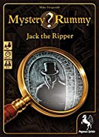 Mystery Rummy: Jack the Ripper (Redesign) [German Version]