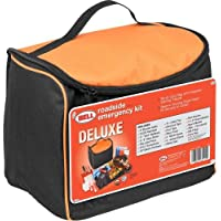 Bell Automotive Products Deluxe Roadside Emergency Kit
