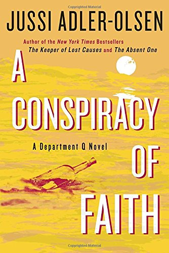 A Conspiracy of Faith (Department Q, #3)