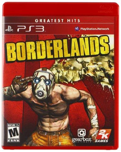 Borderlands - Playstation 3 front-248328