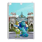 Disney Cartoon Monsters Inc sully & mike wazowski Apple iPad Air iPad 5 Best Designer TPU Rubber Sides Protector Cover Case Protector