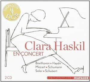 Clara Haskil en concert (1952-1957).