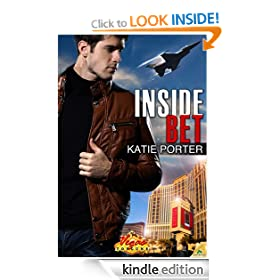 Inside Bet: Vegas Top Guns Series, Book 2
