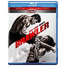 Brawler BD/DVD Combo