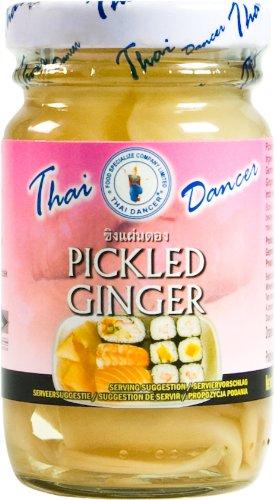6er-Pack-THAI-DANCER-Sushi-Ingwer-6x-100g-Eingelegte-Ingwerscheiben