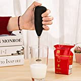 Cubee- Hongxin Portable Hand Blender For Lassi, Milk, Coffee, Egg Beater Mixer Battery Operated (Colors May Vary)