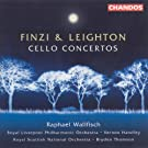 Finzi / Leighton: Cello Concertos