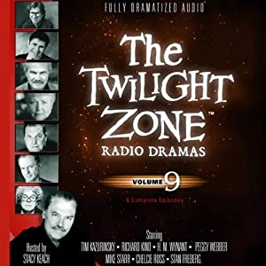 The Twilight Zone Radio Dramas, Volume 9 Radio/TV Program