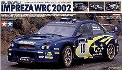 Tamiya Subaru Impreza Wrc 2002 1/24 Model