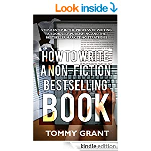 How to write a bestselling non fiction book