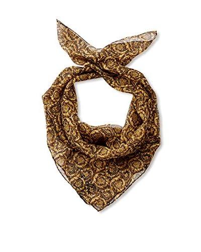Versace Women's Silk Scarf, Multi