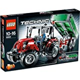 LEGO - 8063 - Jeu de construction - LEGO Technic - Le tracteur et sa remorquepar LEGO