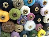 お楽しみ袋(ウール・変り糸)(小巻セット) お手元にいろいろな糸を揃えたい方必見!