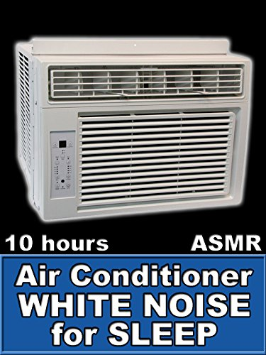Air Conditioner White Noise Sounds for Sleep 10 Hours ASMR