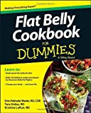 img - for By Erin Palinski-Wade Flat Belly Cookbook For Dummies (1st Edition) book / textbook / text book