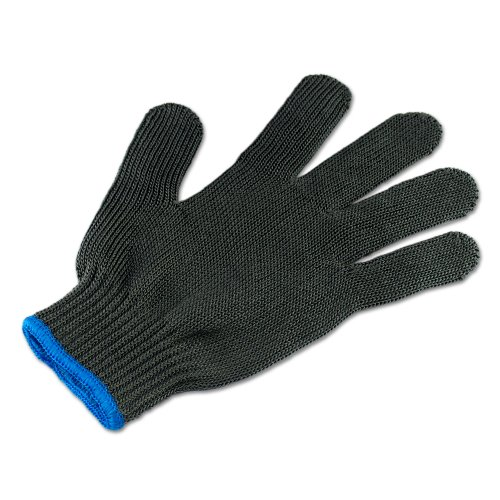Zitrades Anti-Cut Fish Glove,Protect Glove When Use Sharp Tools,Anti-Cut For Fish Can Reduce Accidental Injury To Hands And Wrists When Filleting Fish.Mesh Hand Glove.Home Kitchen Glove