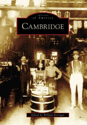 Cambridge (OH) (Images of America)