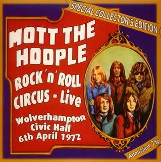 Mott The Hoople - Rock
