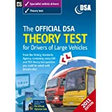 The Official DSA Theory Test for Drivers of Large Vehicles CD-ROM (2011 edition)by TSO