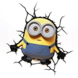 Minions-Bob-3D-Deco-LED-Wall-Light