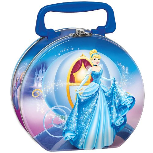 Disney's Cinderella Sparkle Metal Box