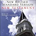 New Testament: New Revised Standard Version Audiobook by  Oasis Audio Narrated by  Various