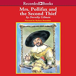 Mrs. Pollifax and the Second Thief Hörbuch