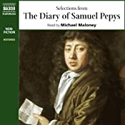 The Diary of Samuel Pepys (Unabridged Selections) | [Samuel Pepys]