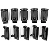 GooDeal 10pcs Belt Clips for Motorola Talkabout 2 way Radios Walkie-talkie T5400
