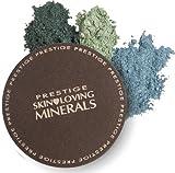 Prestige Skin Loving Minerals Shimmering Trios Mineral Eye Shadow Dust Met 05 Emerald By Prestige Cosmetics