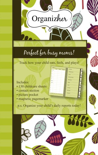 Organizher Her Child Care Tracker 2010 Calendar