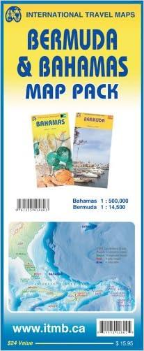 Bermuda & Bahamas Map Pack