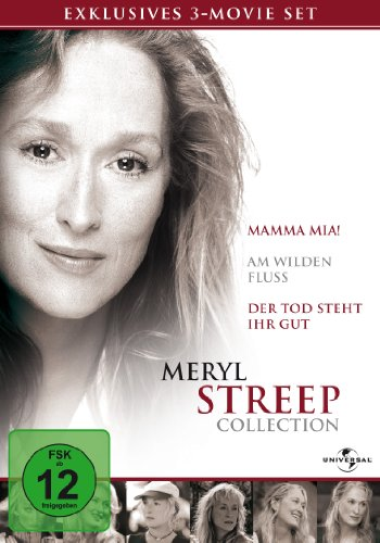 Meryl Streep Collection [3 DVDs]