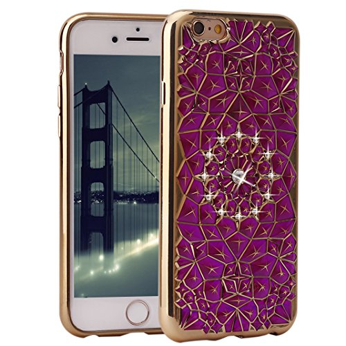 iphone-6-cover-para-apple-iphone-6-6s-47-pulgadas-funda-silicona-asnlove-carcasa-bling-con-diamond-u