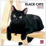 Black Cats 2013 Square 12X12 Wall Cal...